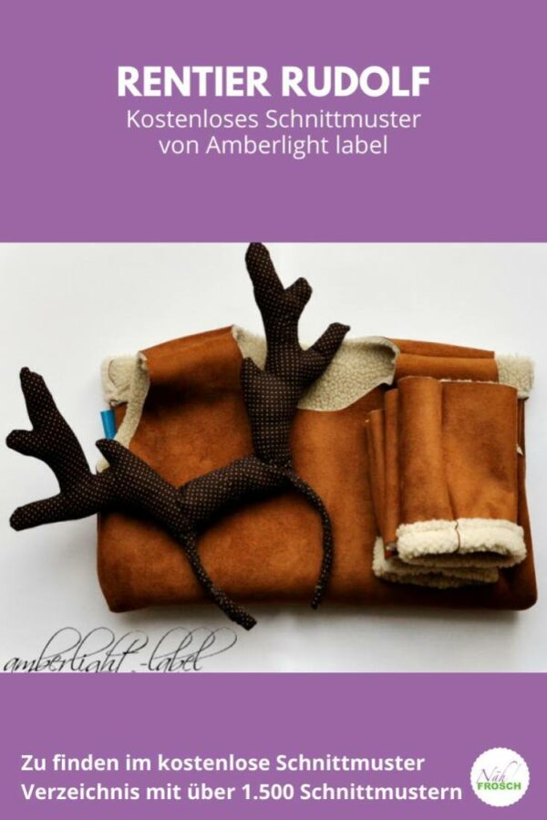 Amberlights Faschingskostüme bei Nähfrosch