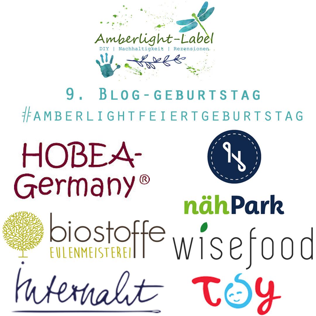 9. Bloggeburtstag #amberlightfeiertgeburtstag