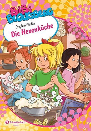 Rezension: Bibi Blocksberg – Die Hexenküche Band 1