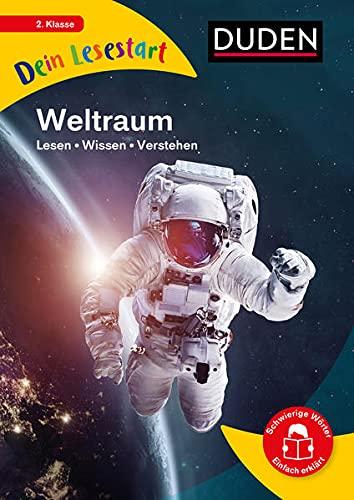 Rezension: Dein Lesestart – Weltraum: Lesen – Verstehen – Wissen
