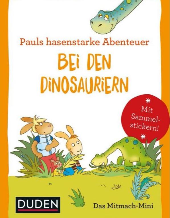 Rezension: Pauls hasenstarke Abenteuer: Bei den Dinosauriern