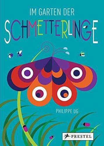 Rezension: Im Garten der Schmetterlinge: Pop-up-Buch