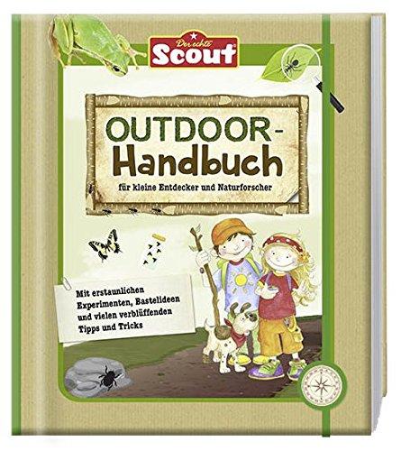 Rezension: Scout Outdoor-Handbuch für kleine Entdecker und Naturforscher