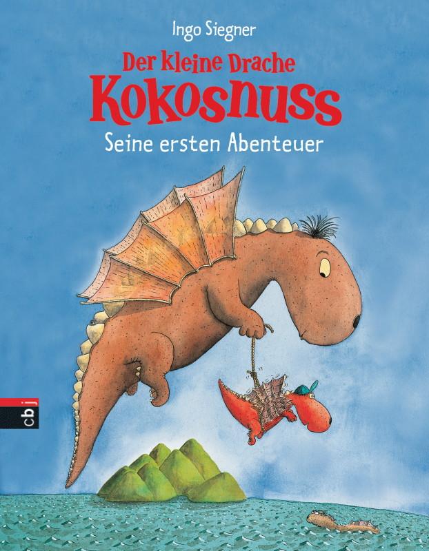 Rezension: Der kleine Drache Kokosnuss – Seine ersten Abenteuer (Vorlesebücher, Band 1)