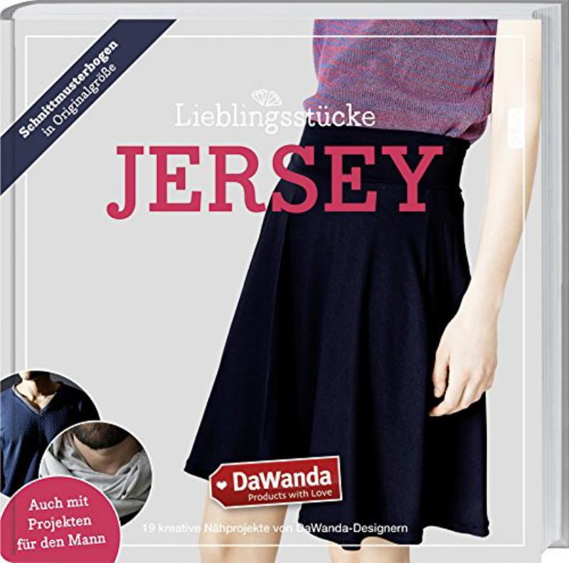 Rezension: DaWanda Lieblingsstücke Jersey