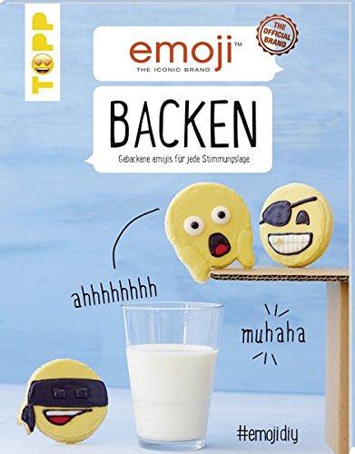 Rezension: Emoji Backen: Gebackene Emojis für jede Stimmungslage #emojidiy
