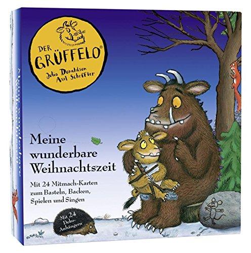 Rezension: Der Grüffelo – Meine wunderbare Weihnachtszeit