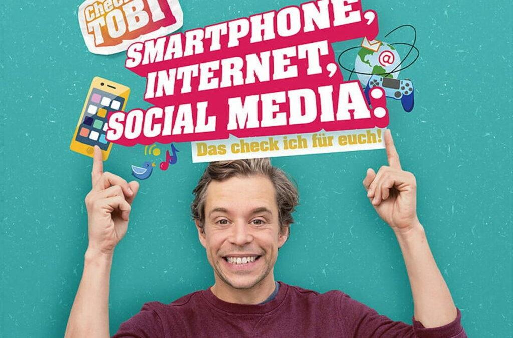 Rezension: Checker Tobi – Der große Digital-Check: Smartphone, Internet, Social Media – Das check ich für euch!
