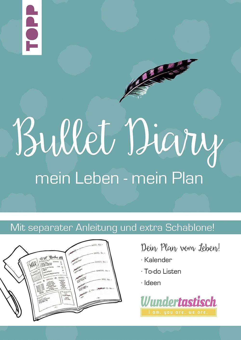 Rezension: Bullet Diary. Mein Leben – mein Plan.