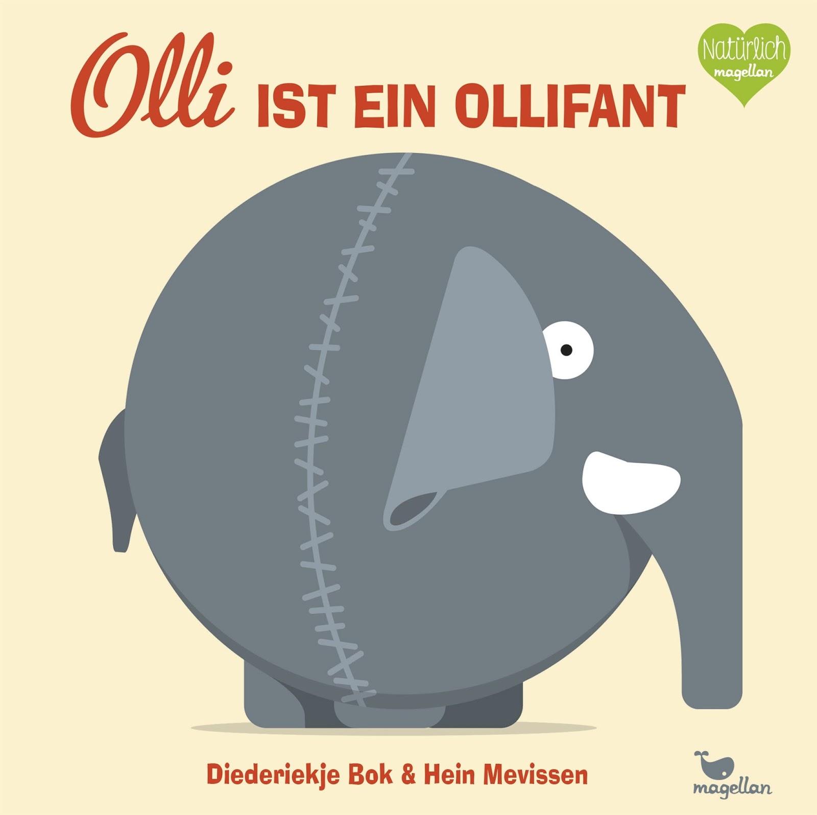 Rezension: Olli ist ein Ollifant