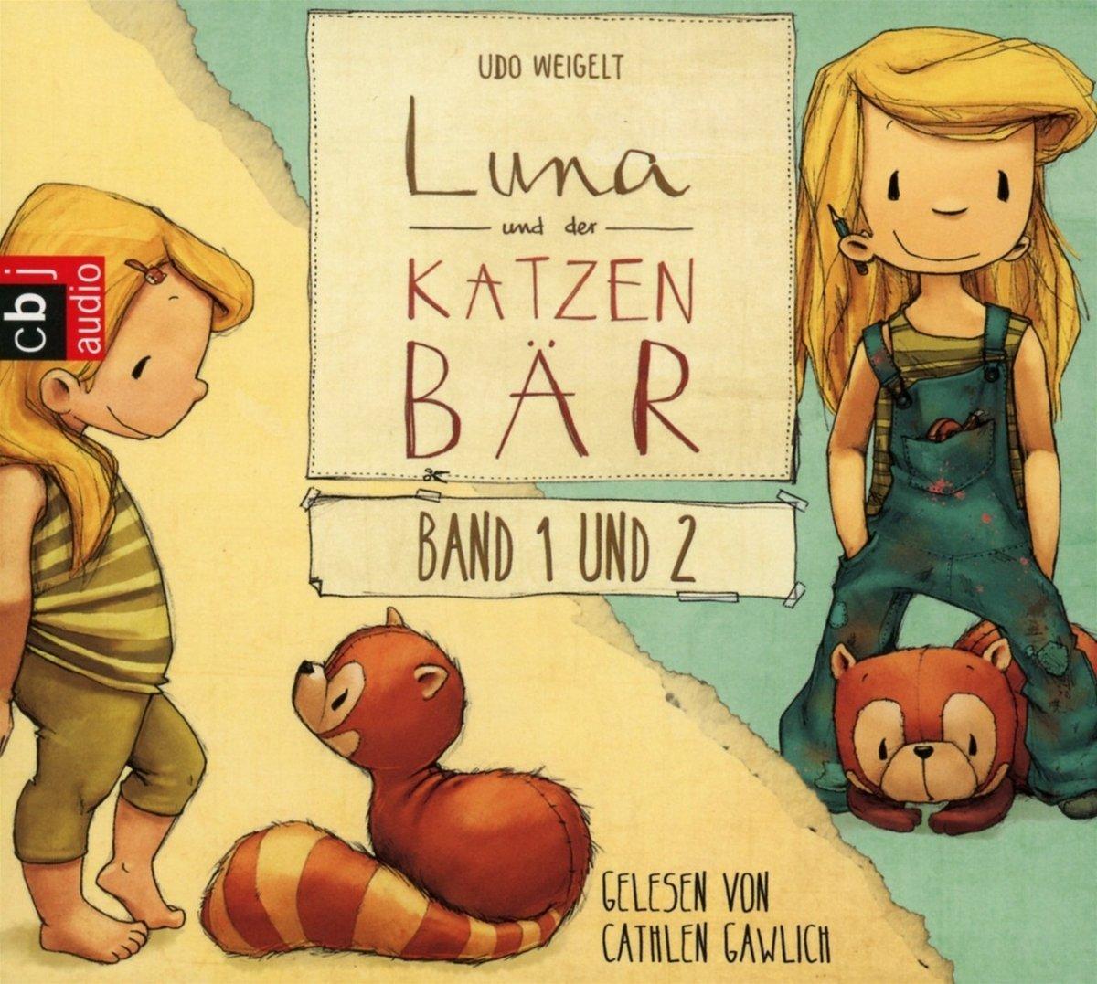Rezension: Luna und der Katzenbär Band 1 & 2
