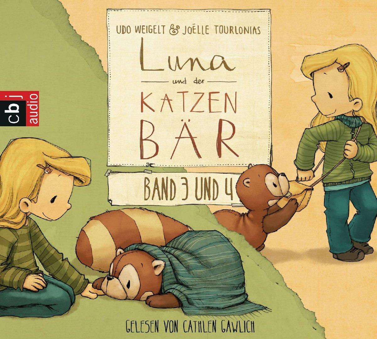 Rezension: Luna und der Katzenbär Band 3 & 4