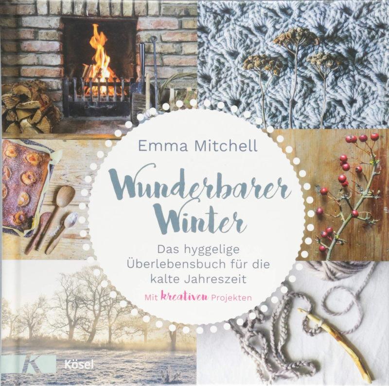 Rezension: Wunderbarer Winter: Das hyggelige Überlebensbuch für die kalte Jahreszeit. Mit kreativen Projekten