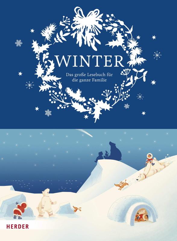 Rezension & Blogtour mit Eislicht DIY: Winter. Das große Lesebuch für die ganze Familie