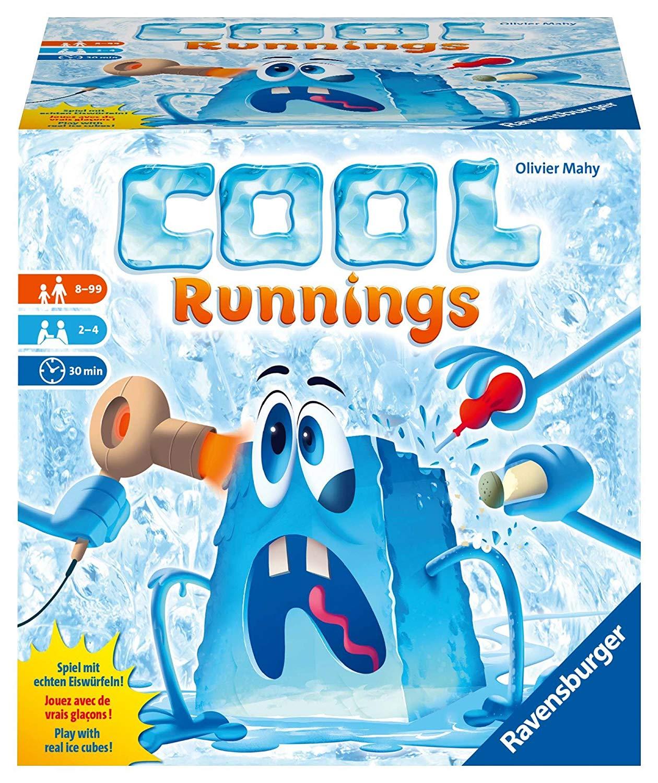 Spiel(zeug)rezension: Cool Runnings von Ravensburger