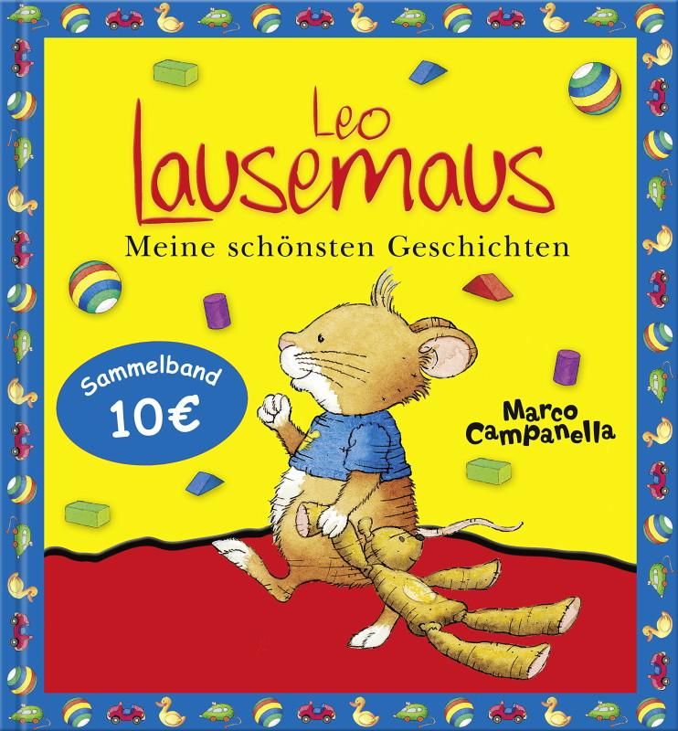 Rezension: Leo Lausemaus – Meine schönsten Geschichten