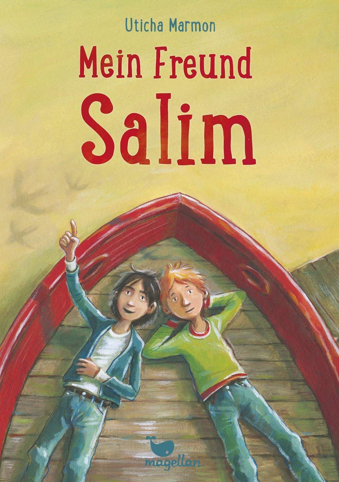 Rezension: Mein Freund Salim und Blogparade #meinfreundsalim