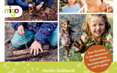 Rezension: Bushcraft for Family: Gemeinsam in die Wildnis