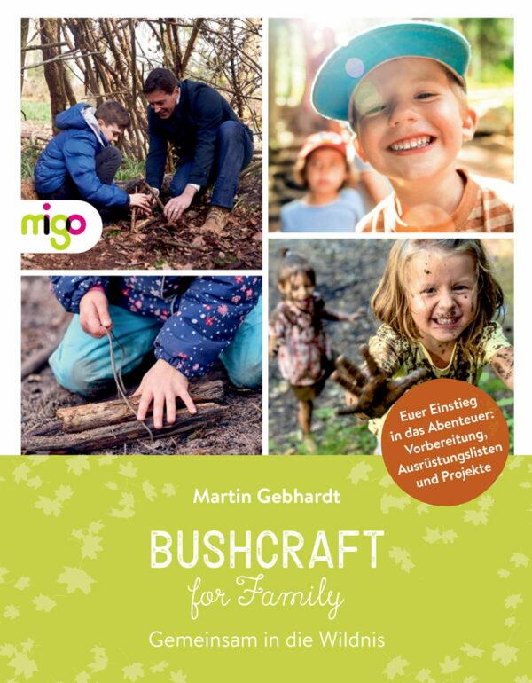 Rezension: Bushcraft for Family: Gemeinsam in die Wildnis