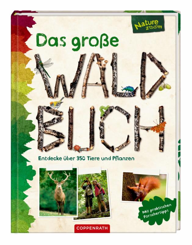 Rezension: Das große Waldbuch
