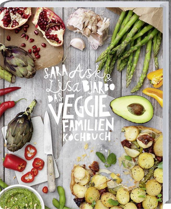 Rezension: Das Veggie-Familienkochbuch: Vegetarische und vegane Rezepte für die ganze Familie.