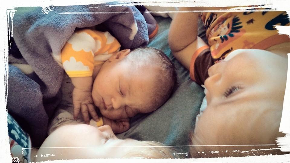 Teil 3 Baby-Pause 2017: 3-Kind-Fragen an EuloFant