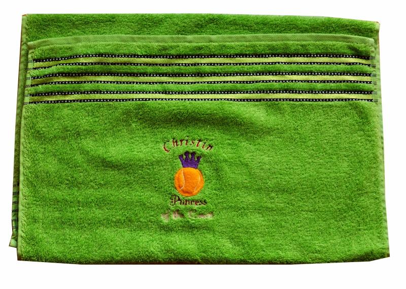 Tennis-Handtuch
