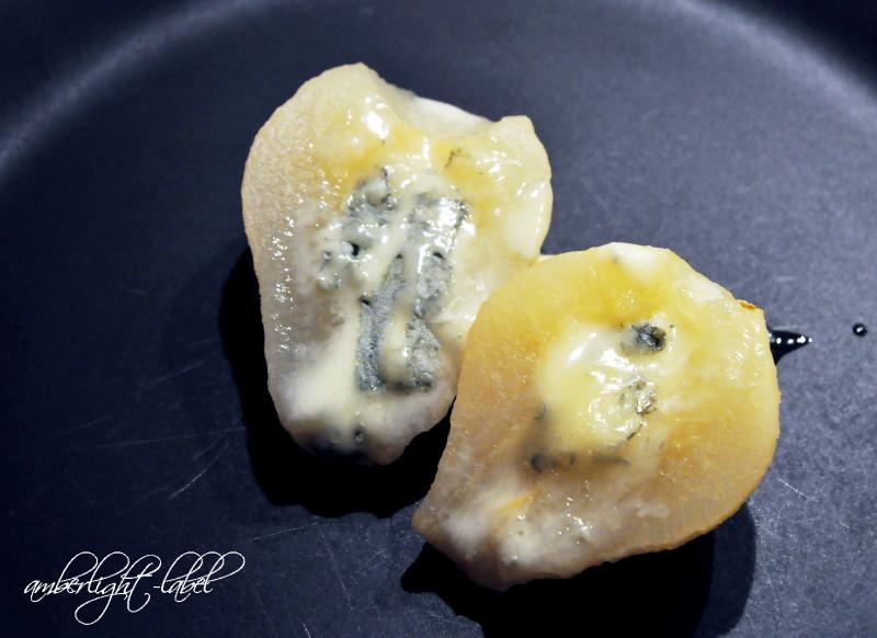 My Monday Mhhhhhh: Gorgonzola-Birne
