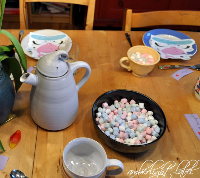 10. Geburtstag: Herzchen Snacks Party Rezepte