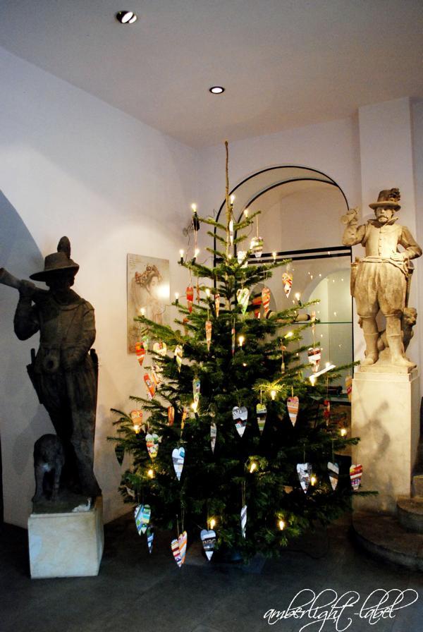 Adventsbasteln im Jägerhof