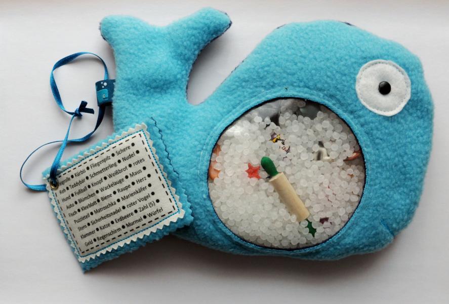 I-Spy-Bag: Spionfisch / Spy Fish