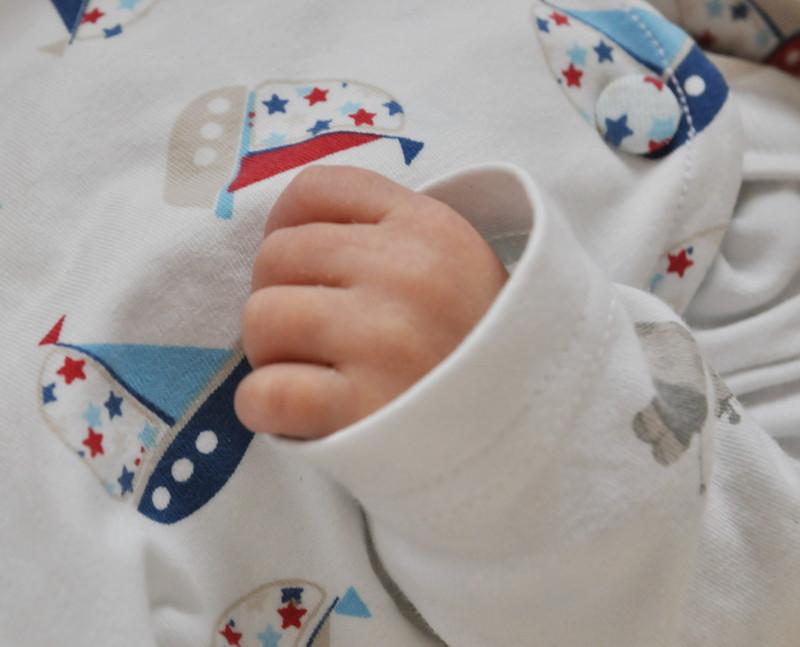 Dankbarkeit: 3880 g & 51 cm Geburtsbericht kleiner Bruder