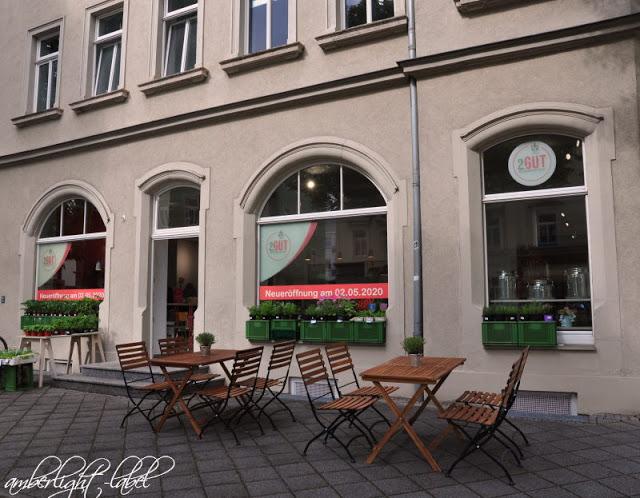 2gut Unverpacktladen in Dresden Löbtau