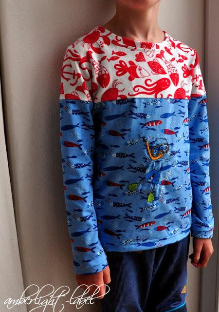 Shirt aus Hilco-Stoff von Internaht