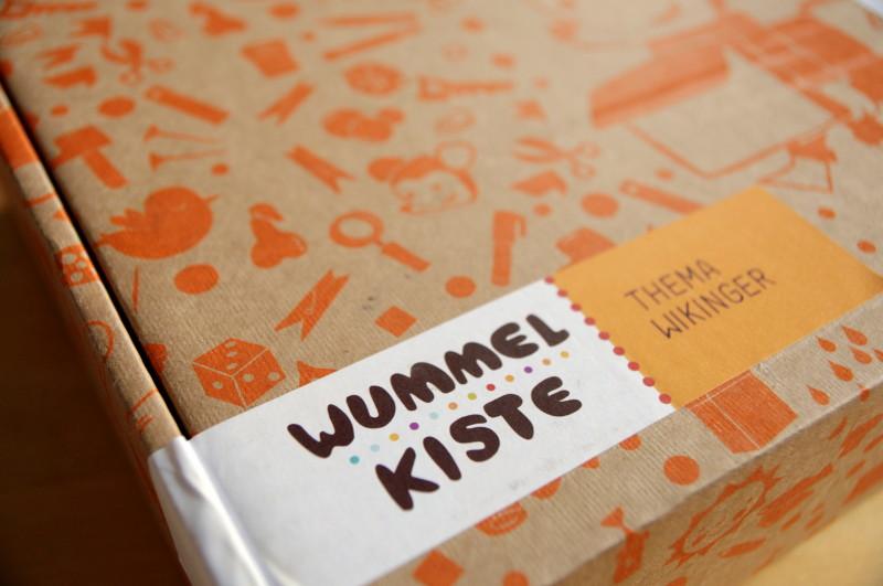 Wummelkiste: Wikinger