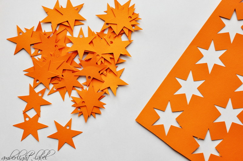 Geplottete Sterne