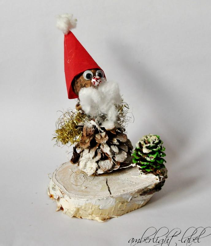 Weihnachtsbasteln & Gewürzbild
