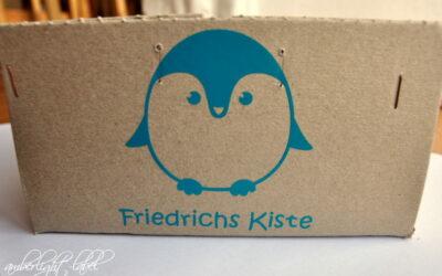 Kindergartenkiste Bastelaufbewahrung Kita Kiste