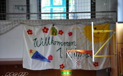 Schuleinführung 2020: Einschulungsfeier