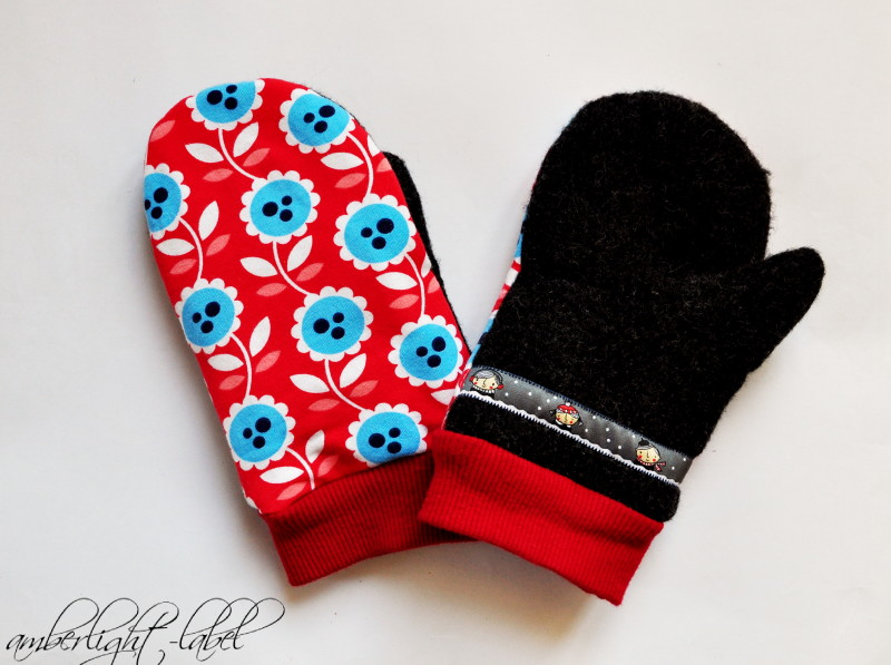 Handschuhe Pattydoo