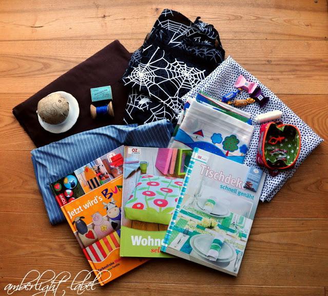 Geschenke vom Nähbloggerwochenende Rathen