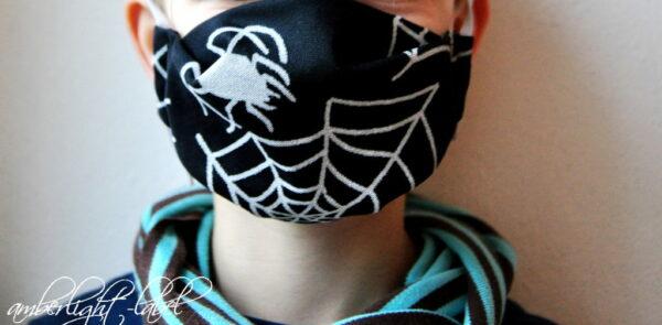 Halloween Maske & Behelfsmaske Nr. 22