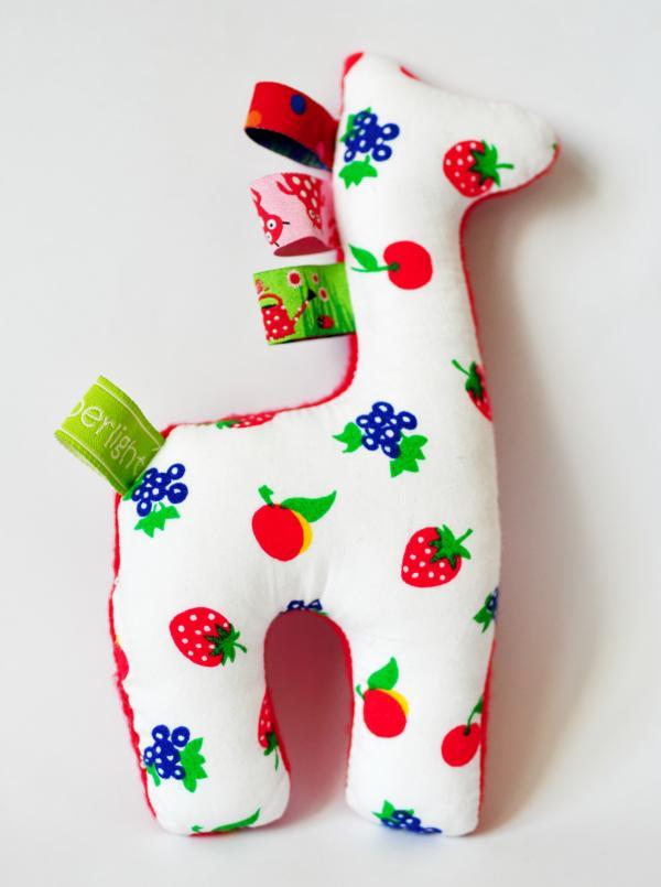 Erdbeer-Giraffe