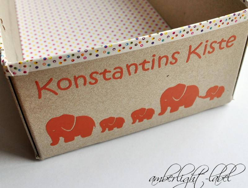 Kindergartenkiste Eigentumskiste Kinderkunst Kinderzeichnungen