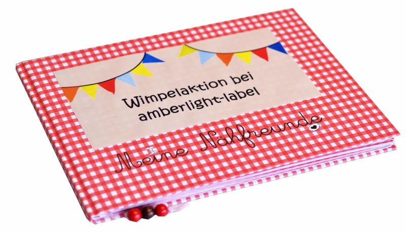 Wimpelaktion-Nähfreunde-Reisebuch