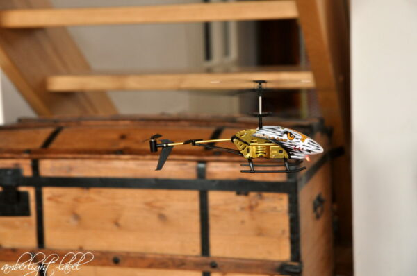 Spiel(zeug)rezension: Carson Eagle 220 Autostart 2.4G RTF, RC, Ferngesteuerter Helikopter, Hubschrauber