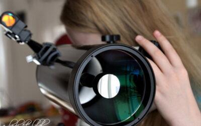 11. Geburtstag: Geschenkwunsch Teleskop für Kinder