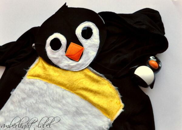 Faschingskostüm Kaiser Pinguin Shirt Simply the best Ottobre 1/2021 Gr. 98