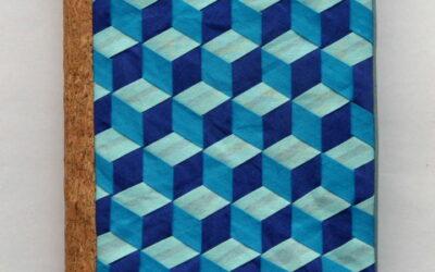 Buchparty-Blog-Geburtstag bei Maikaefer16 – Wir schlagen neue Seiten auf – fabric weaving von h-mundc