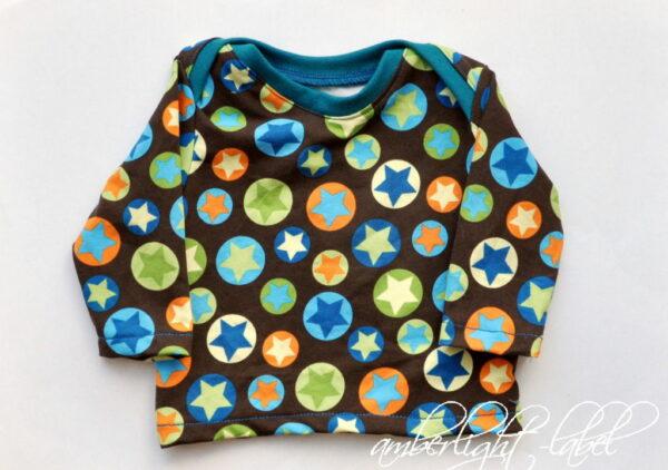 Babybags für Kara Tepe Schlupf-Shirt Babyshirt Gr. 56 #handmadeforrefugees